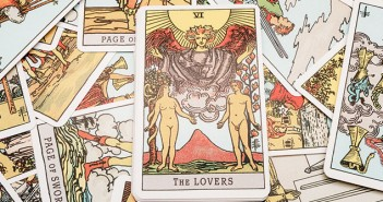 free tarot card love